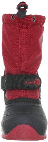Unissex Kamik vermelho De Waterbug5g Botas Vermelho Crianças Neve qaaXAFw