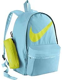 Nike Young Athletes Halfday Bt Mochila, Unisex Niños, Azul (Vivid Sky / Vivid Sky / Electrolime), Talla Única
