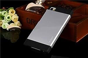 Supra Back Case Cover For Xiaomi Mi3 (Silver)