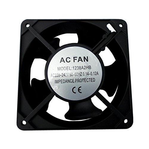Airtech Axial Ofen Kühlschrank Gefrierschrank Kühlung Fan Motor, 120X120X38 (Fan Motor Ac)