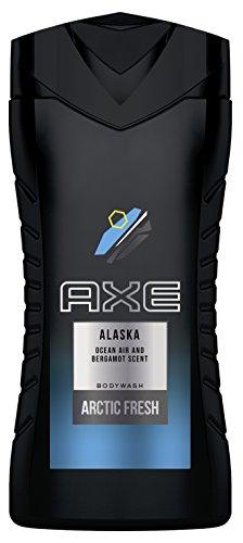 Axe Duschgel Alaska, 6er Pack (6 x 250 ml) (Axe Bergamotte)