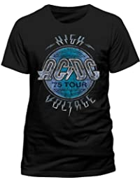 Live Nation - T-shirt Homme - Ac/Dc - 75 Tour