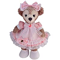 DUFFY sherry May costume drawers with W ribbon apron dress pink (japan import)