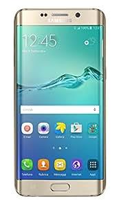 Samsung Galaxy S6 Edge Smartphone Android (Ecran 5,7 pouces appareil photo 16 Mpx/système 8-Core de 1,5 GHz Quad 2,1GHz Quad 4 GB de RAM) italien modèle []