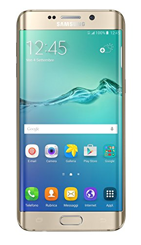 Samsung Galaxy S6 edge+ Smartphone 32 GB, Oro [Italia]