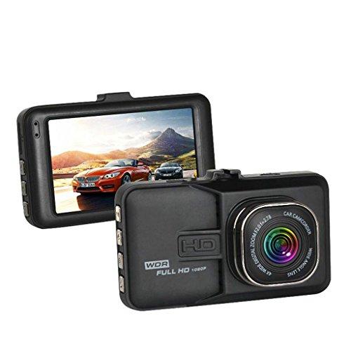 Duyummy Fahrzeug-Videorecorder-120-Grad-Schlag-Nocken Des 3,0 Zoll-Auto-DVR-Kamera-1080P Voller HD