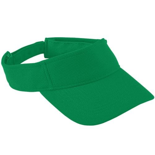 Youth Adjustable Wckng Msh Visor KELLY OS (Augusta-mesh-visor)