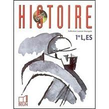Histoire, première, Bac L, ES
