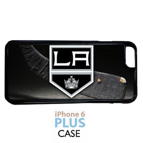 Schutzhülle für Apple iPhone 6 Plus, Motiv Kings Hockey Los Angeles, Kunststoff