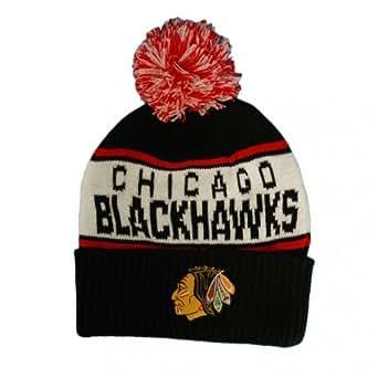Bonnet Mitchell Ness Word Chicago Blackhawks