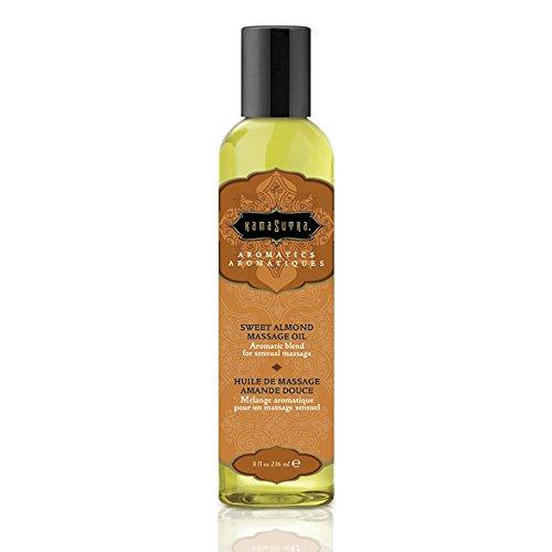 Massageöl Sweet Almond (Aromatisierte Kondome Weibliche)
