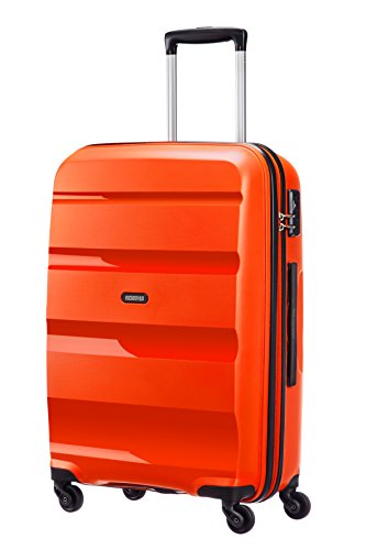 American Tourister - Bon Air Spinner M (66cm-57,5L) Orange Flamme