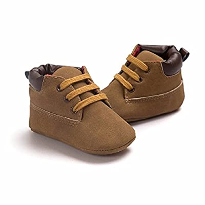 2ea431798 FemmeStopper ROMIRUS Baby Shoes Classic Latest Design lace Infant Toddler Soft  Soled Baby Boy ...