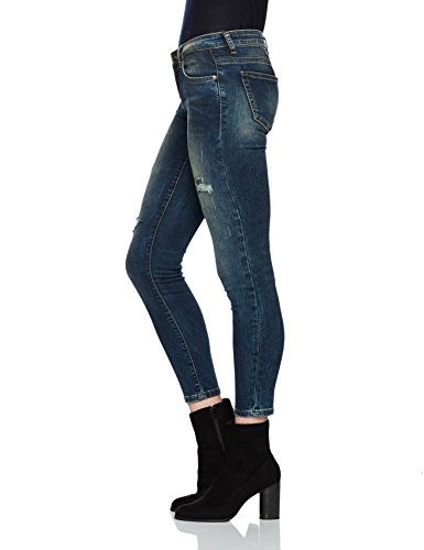 LTB Jeans Damen Jeanshose Mina Blau (Cometa Wash 51079)