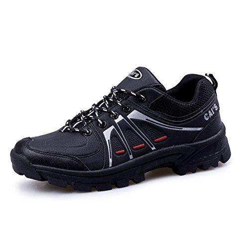 Livraison Gratuite Sortie Jeu Dernier Chaussures à bout carré noires Casual homme Le Plus Récent À Vendre SMG0cYv6tH