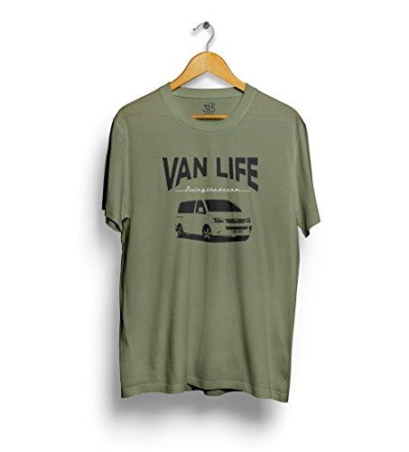 Mens-Transporter-T5-Van-Life-Campervan-T-Shirt