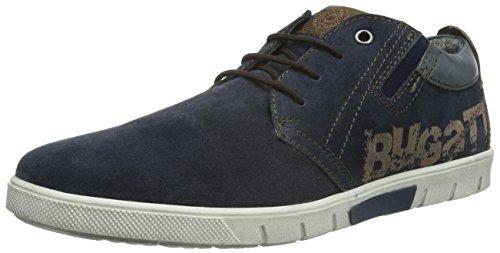 bugatti-k1039pr3-herren-sneakers-blau-dunkelblau-425-44-eu