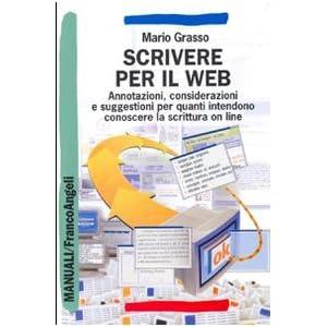 Scrivere per il Web. Annotazioni, considerazioni e