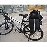 Best GENERIC Saddle Racks - Generic Blue : 13L Black/Blue Cycling Bike Pannier Review