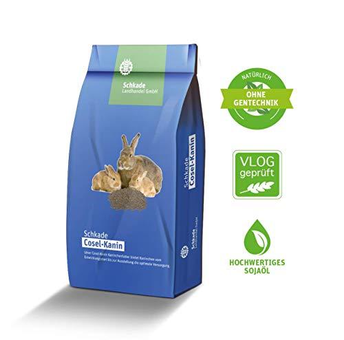 Schkade Landhandel GmbH Kaninchen Pellets Kräuter vorbeugend gegen Kokzidiose auf Kräuterbasis 25 kg - Cosel Kanin Kräuter