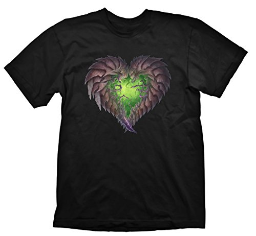 Starcraft 2 T-Shirt Zerg Heart, M (Direkt 2 Shirt)