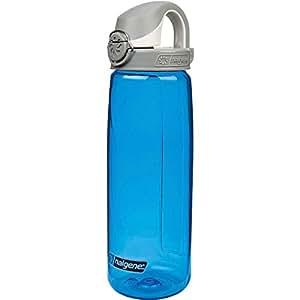 Nalgene 'Everyday OTF' - 0,7 L, blau, Deckel grau-weiss