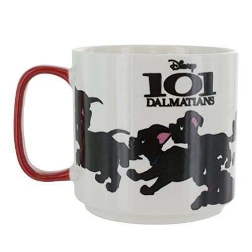 Paladone 101Dalmatiner Heat Change Mug, Keramik, Multi, 9x 12x 9cm
