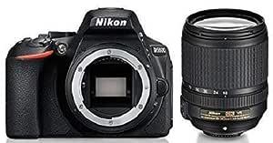 Nikon D5600 Digital Camera 18-140mm VR Kit (Black) with Bag and Card