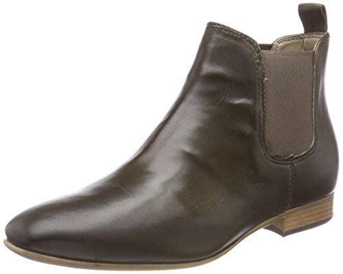 Tamaris Damen 25323 Chelsea Boots, Grün (Olive 722), 38 EU (Oliven-boot)