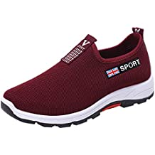cb687b0b6c322 Zapatillas de Deportivos de Running para Mujer Gimnasia Ligero  Sneakers