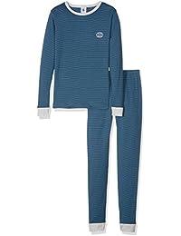 Petit Bateau Lousticsn, Ensemble de Pyjama Garçon