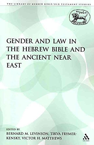 [(Gender and Law in the Hebrew Bible and the Ancient Near East)] [Edited by Berman Family Chair in Hebrew Bible and Jewish Studies Bernard M Levinson ] published on (May, 2009)
