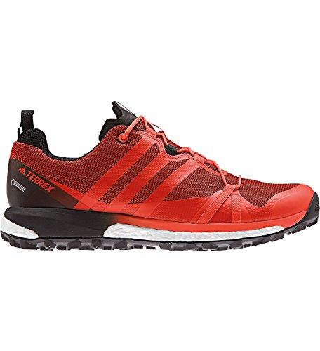 adidas TERREX Herren Multifunktionsschuhe rot weiß