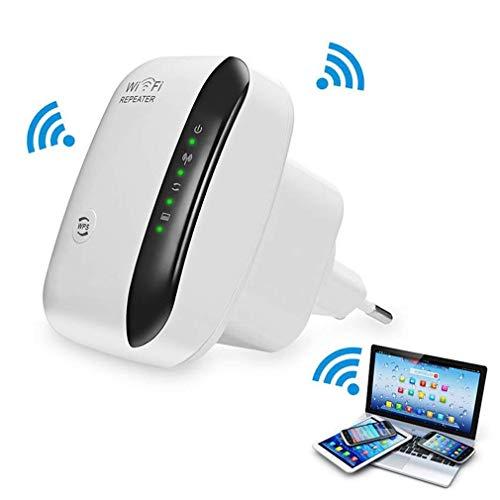 Hozora WiFi Range Extender Super Booster 300 Mbps Superboost Boost Geschwindigkeit Wireless, 2,4 GHz Internet Signal Booster Verstärker Iphone Antenne Booster