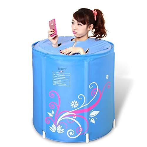 Cxmm Aufblasbare badewanne verdickte Baumwolle gemischt badewanne Erwachsene badewanne (gr