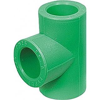 INTERPLAST PPR Rohr Aqua-Plus T-Stück PN25 32-32-32mm