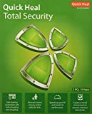 #10: Quick Heal Total Security Latest Version - 2 PCs, 3 Years (DVD)