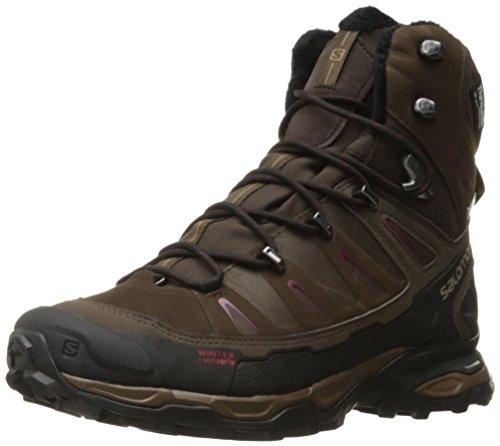 Salomon L39183300, Chaussures de Randonnée Femme Marron