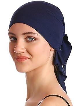 Bandana unisex para pérdida de cabello, cáncer, quimioterapia