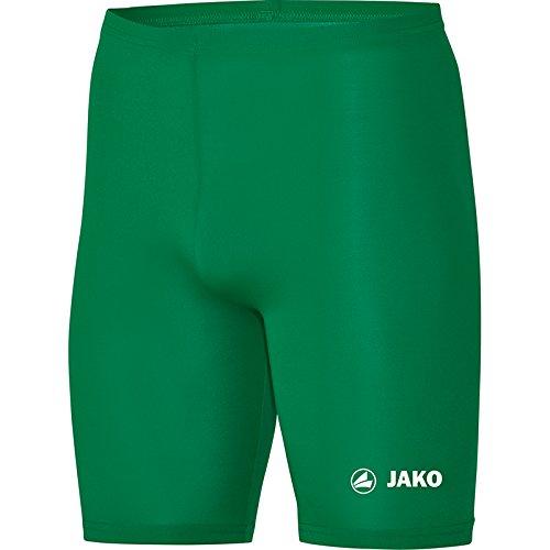 Jako Shorts Basic 2.0, sportgrün, L, 8516-06