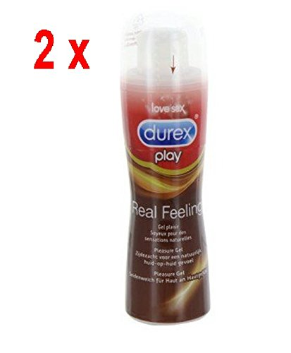 Durex-Play-Real-Feeling-Gleitgel-2er-Pack-2-x-50-ml