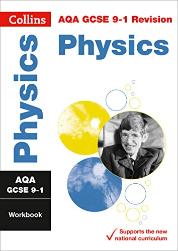 New Grade 9-1 Physics AQA Workbook (Collins GCSE 9-1 Revision)