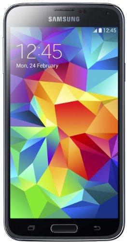 Foto Samsung G900 Galaxy S5 Smartphone, 16 GB, Nero [Italia]