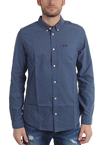 rvca-hommes-qui-va-faire-bouton-manches-longues-oxford-chemise-small-blue-slate