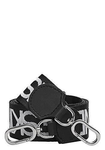 Liebeskind Berlin Damen Mixedbag Strap Handtaschenhalter, Schwarz (Black)