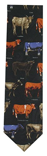 cow-tie-tie96-cow-breed-tie-gift-cow-gifts-cow-presents