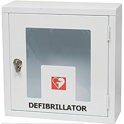 GiMa 35330Armoire pour défibrillateurs, usage intérieur