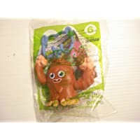 McDonald's Happy Meal Toy - 2012 Moshi Monsters #6 Furi by McDonalds' Happy Meal