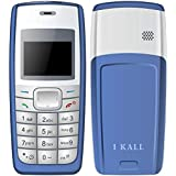 DFS IKall 3.5 Cm (1.4 Inch) BAR Phone With Free Pocket Card Mobile Holder (Color May Vary)