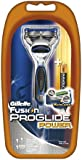 Gillette Fusion Proglide Power Razor